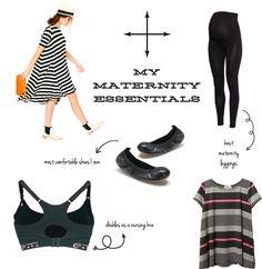 my maternity essentials // flora & fauna