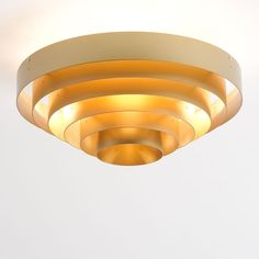 Life is too short for boring lighting. Wever & Ducré stands for trendy LED luminaires with an appealing design and high-quality material. Get inspired. Brass Pendant, Ceiling Pendant, Ceiling Lamp, Pendant Lamp, Shop Lighting, Interior Lighting, Cool Chandeliers, Delta Light, Creative Lamps