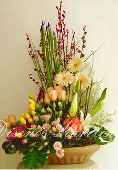 1000+ images about Arreglos Florales on Pinterest | Mesas ...