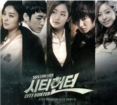 City Hunter Versi Korea, Let's watch guys !