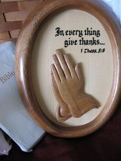 SALE  Praying Hands  Vintage Praying Hands  by VintageDelight374