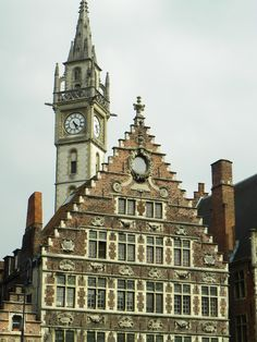 Gantes, belgica #fotografia #viajes