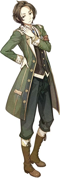 """Aureliano Sereno, The Youngest Son of the Vanetti's family Butcher. He's a trained Butcher and specializes in Body disposal. He currently leads the Black Boars. Ability- """" Whetstone."""" He can sharpen anyblade to it's absolute pinnacle. His gang uses knives that can cut through steel."""