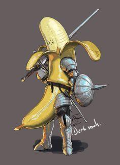 Banana Knight
