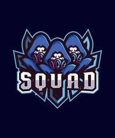 cara membuat logo squad di coreldraw x7