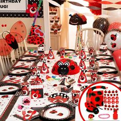Don't miss out on our Ladybug Party Party Supplies! You can throw her a Ladybug Party party that is out of this world! Birthday Express will provide you with all the materials you need to make it happen. Kids Party Themes, Party Ideas, Ladybug Party Supplies, Girl Birthday, Birthday Parties, Fancy Party, Party Packs, First Birthdays, Entertainment Ideas