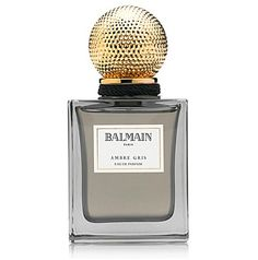 Ambre Gris by Pierre Balmain is a warm, spicy, balsamic Oriental Woody fragrance with top notes that include pink peppercorn, benzoin, cinnamon and myrrh. Middle notes include tuberose and immortelle. The base is amber, benzoin, guaiac wood and musk.