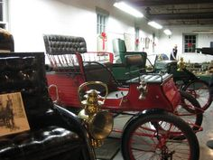 Stanley Steamer Museum at Auburn Heights in Yorklyn, DE (We love it when visitor's post photos from their visits)