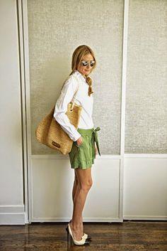 Seize your Style!: Basics: The shorts