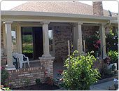 Porch Awning Metal Awning And Metals On Pinterest