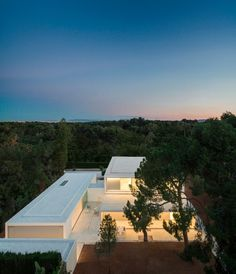 House in a Pine Forest by Fran Silvestre Arquitectos (40)