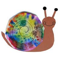 Snails and Worms Preschool Activities, Science Lessons, and Crafts | KidsSoup