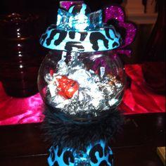 Candy jar a Jennifer Franklin original