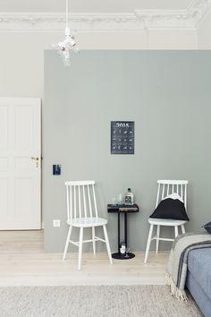 Scandinavian style interior in Berlin