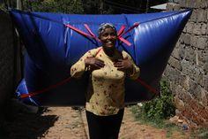Katrin Puezin bioenergiainnovaatiota sovelletaan Afrikassa.