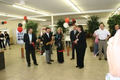 Grand Opening - Ribbon Cutting Ceremony