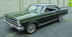 1966 Ford Fairlane 500 Two Door Hardtop