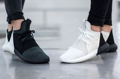 http://www.newtrendclothing.com/category/adidas-shoes/ Adidas Tubular Defiant W 'Color Contrast'