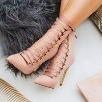 2017 Summer Ladies Stiletto Hollow Out Ankle Sandals Lace Up Sexy Bind High  Heel Shoes e6511f7fc269