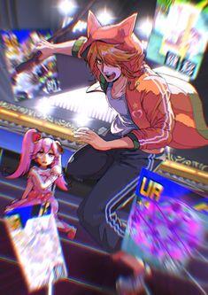 Vocaloid, Compass, Anime, Romance, Artist, Geek, Doll, Character, Humor