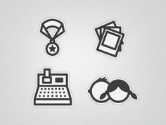 Appysnap Icons by Laura Bohill