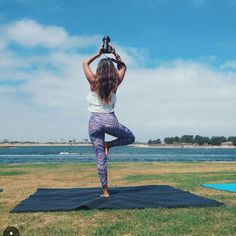 8'x6' Large Yoga Mat. www.square36.com. Thanks @renata.guzman_ for sharing your practice on our Square36 yoga mat! What a beautiful photo!  #repost #yoga #yogalove #yogalove #yoga #yogi #square36mats #namaste #yogaeverydamnday #yogaeverywhere #yogapractice #yogapose #yogalife #yogalove #nature #beautiful #yogamat