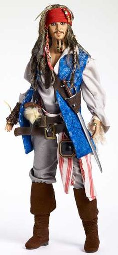 Capt. Jack Johnny Depp doll WHERE CAN I GET THIS!?