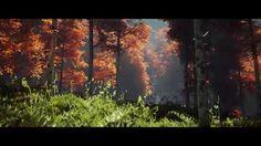 UE4 SpeedTree Forest