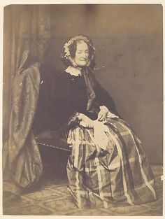 Mrs. Lydia Huntley Sigourney
