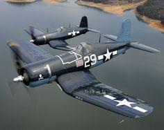 Chance Vought F4U Corsair | Warbird Canal