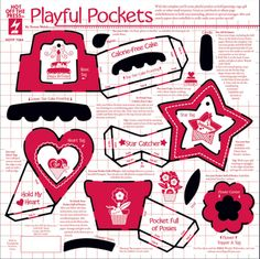 Playful Pockets Template by Hot Off The Press Inc (4007384)