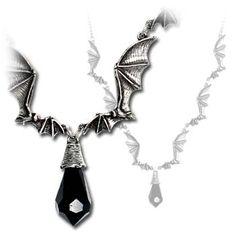 Alchemy 'Elvira's Tryst' Gothic Necklace