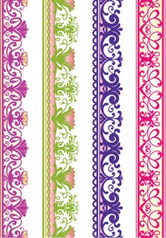 Lace Borders Two