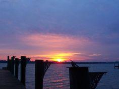 Siesta Key Sunrise - 2/9/12 - Taken by Charlie Garrett