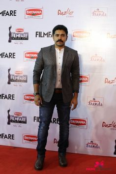 Nivin Pauly at 62nd FilmFare Awards