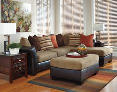 Armant Stationary Living Room Group by Ashley (Signature Design)