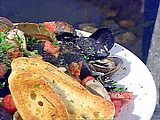 Picture of Sauteed Mussels Recipe