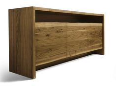 Wooden sideboard with doors A-150 | Sideboard - Dale Italia