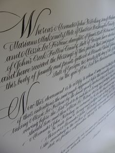 ooh a whole paragraph in spencerian <3