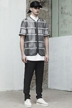 Male Fashion Trends: Alexander Wang Spring/Summer 2014 - París Fashion Week #PFW