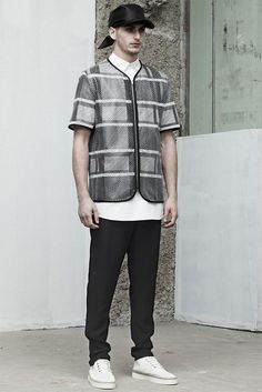 Male Fashion Trends: Alexander Wang Spring/Summer 2014 - París Fashion Week #PFW