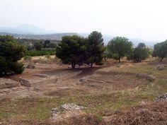 Αρχαίο Θέατρο Ισθμίων - Ancient Isthmia Theatre