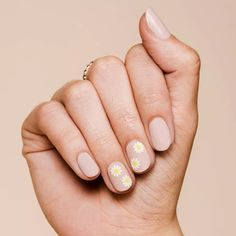 Nice Day Nail Art Stickers – Olive and June - Nail Art Designs Cute Nail Designs, Acrylic Nail Designs, Acrylic Nails, Pastel Nails, Nail Art Diy, Diy Nails, Manicure Ideas, Cute Shellac Nails, Gel Nail Art