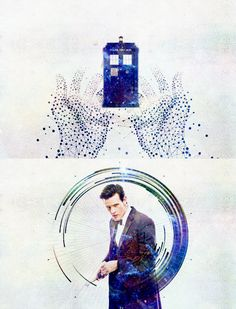 My favorite science fiction show: Doctor Who!