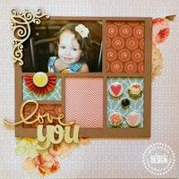 A Project by Re Moni from our Scrapbooking Gallery originally submitted 01/13/12 at 01:28 PM