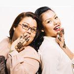 "917 Likes, 11 Comments - SyraSkins SAFE Natural BodyArt (@syraskins) on Instagram: ""Loving how it turned out ❤️😘 ---------- LOVE henna LOVE SyraSkins  We DESIGN . We RETAIL . We…"""