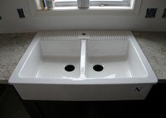 ikea white apron sink