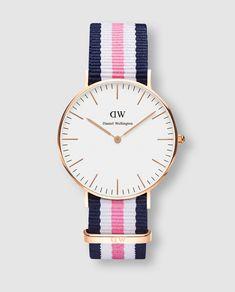 Los #relojes mas chic Daniel Wellington (116,10 euros)
