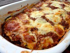The Ultimate Healthy Zucchini Lasagna