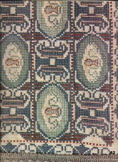 Cross Stitch Embroidery, Cross Stitch Patterns, Needlework, 1, Traditional, Quilts, Crochet, Farmhouse Rugs, Cross Stitch